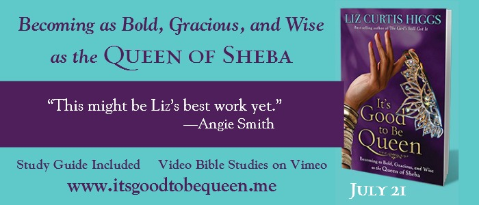 Angie Smith on It's Good to Be Queen